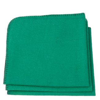 Green Cotton Shoe Polish Cloth