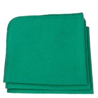 Katoenen Schoenpoetsdoek Groen