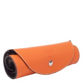 La Cordonnerie Anglaise Polish Glove Orange