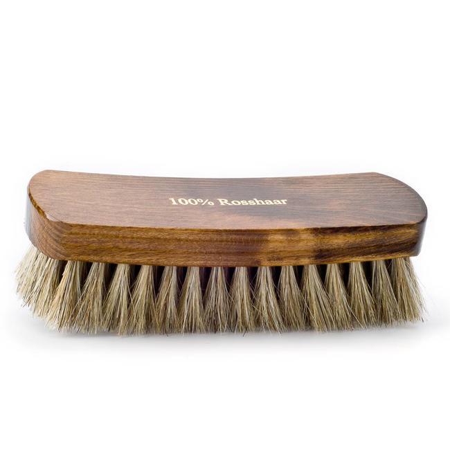 Classic Shoe Brush White