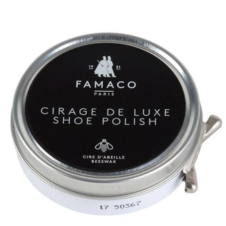 Famaco Cirage de Luxe Shoe Wax 50ml