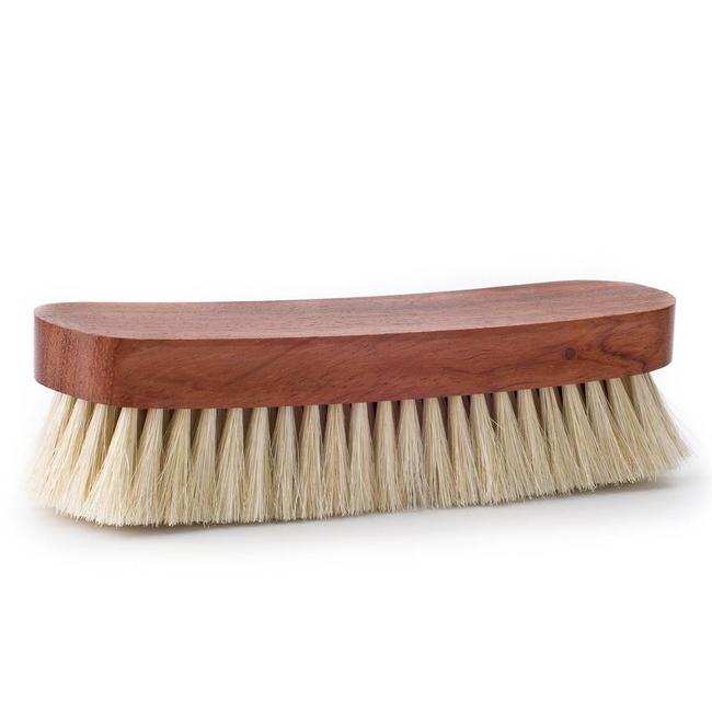 Famaco Bubinga Shoe Brush White 18cm