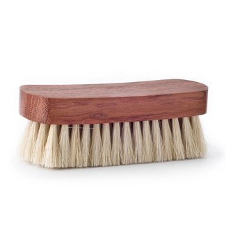 Famaco Bubinga Shoe Brush White 12cm