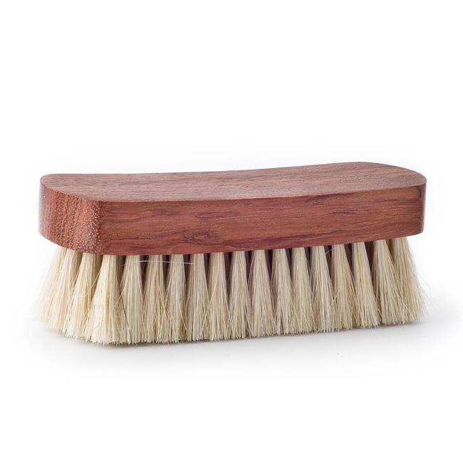 Famaco Bubinga Shoe Brush White 12cm
