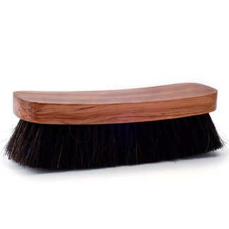 Famaco Bubinga Uitpoetsborstel Zwart 21cm