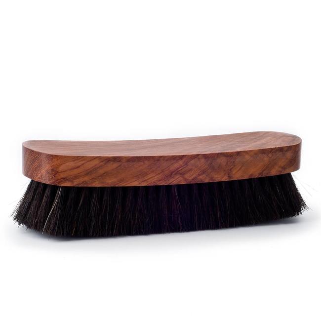 Famaco Bubinga Shoe Brush Black 18cm