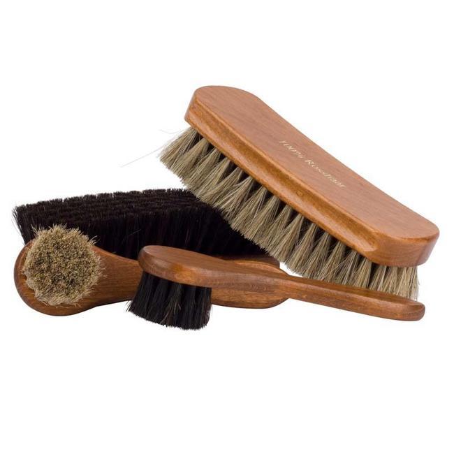 Classic Shoe Brush Set