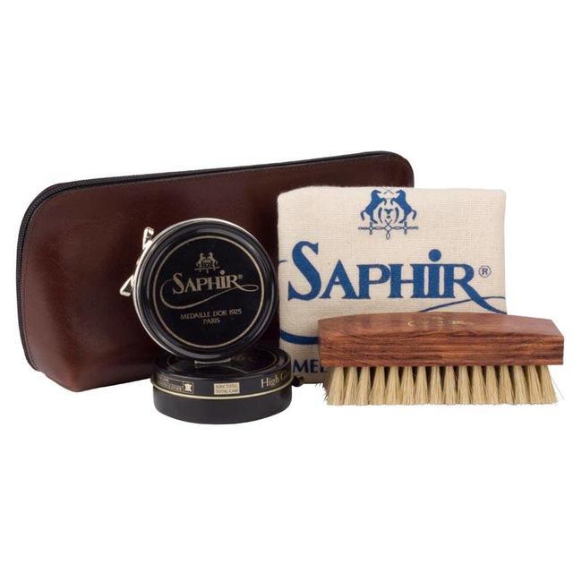 Saphir Médaille d'Or Schuhputztasche