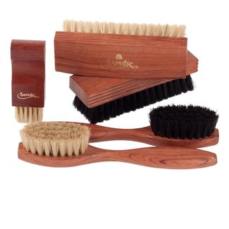 Saphir Médaille d'Or Shoe Brush Set
