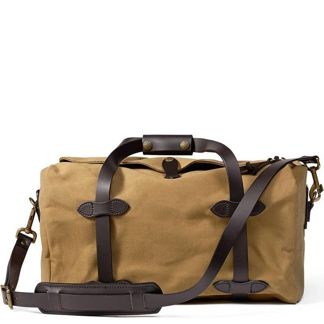 Filson Small Duffle Bag 11070220 Tan