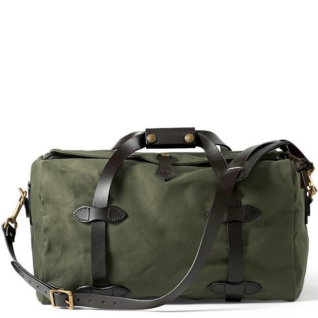 89a09fa7f95 Filson Small Duffle Bag 11070220 Otter Green - Quality Shop