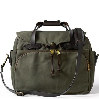 Filson Padded Computer Bag 11070258 Laptoptas Groen