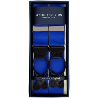 Albert Thurston Braces Royal Blue