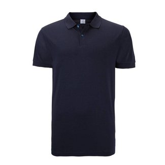Sunspel Polo Navy
