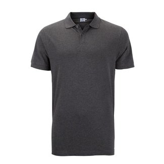 Sunspel Poloshirt Grau