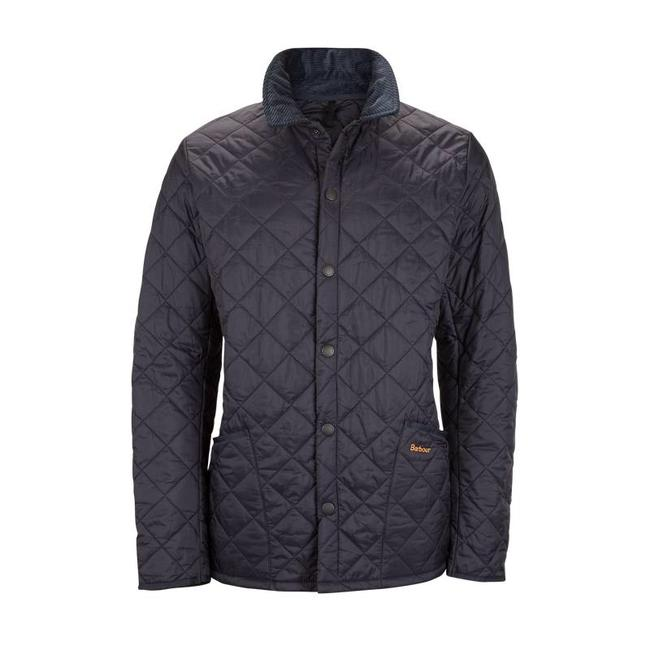 Barbour Heritage Liddesdale Quilt Jacket Navy