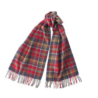 Begg & Co Lambswool Angora Scarf Carron