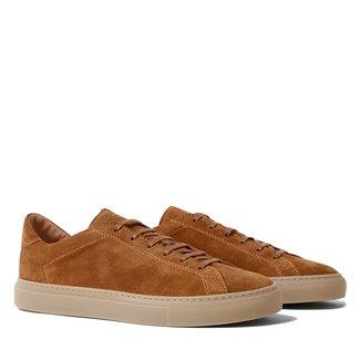 CQP Racquet Sr Sneakers Cognac