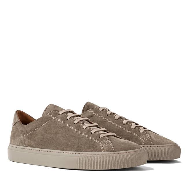 CQP Racquet Sr Sneakers Khaki Braun