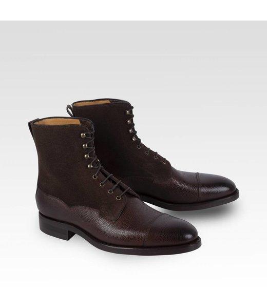 Field Boots Grain & Suede