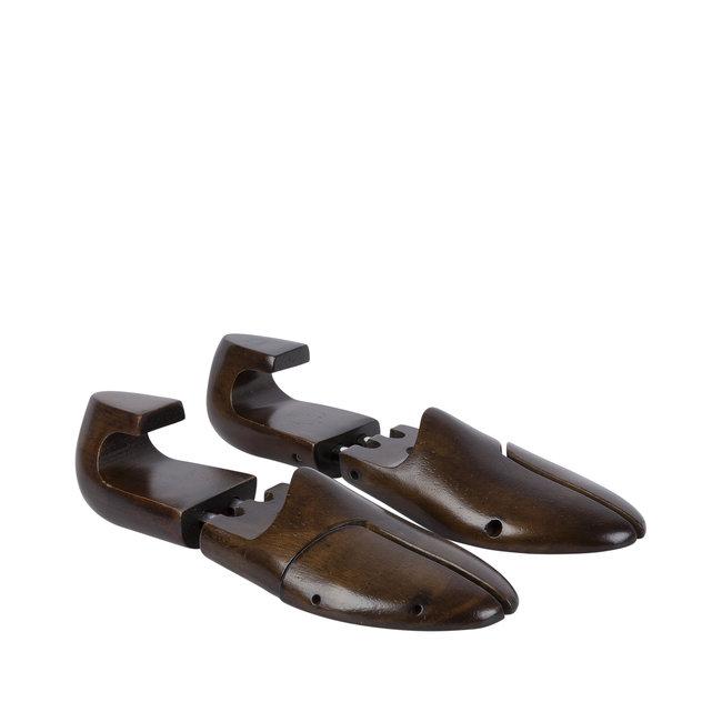 Mr. Crevan Colour Wash Shoe Trees Black