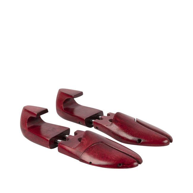 Mr. Crevan Colour Wash Schuhspanner Weinrot