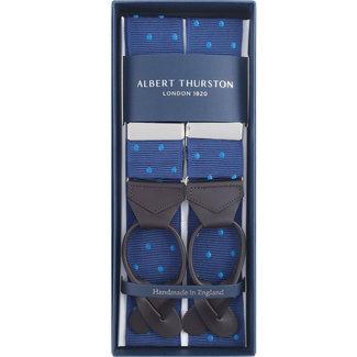 Albert Thurston Hosenträger Blau