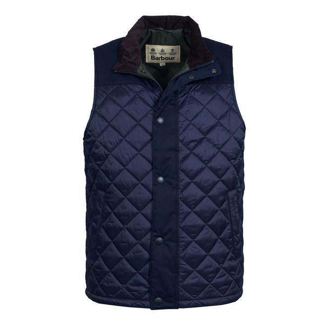 Barbour Bodywarmer Falcon Gilet Navy