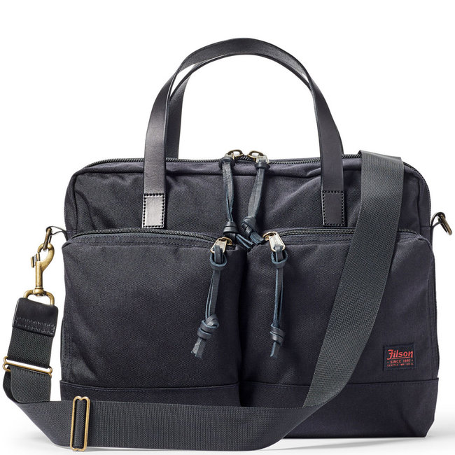 Filson Dryden Briefcase 20049878 Dark Navy