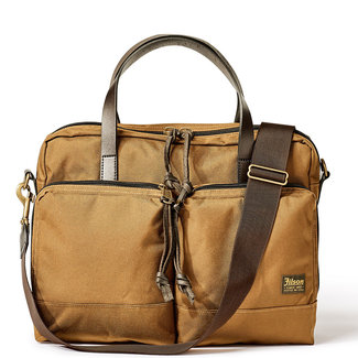 Filson Dryden Briefcase 20049878 Whiskey