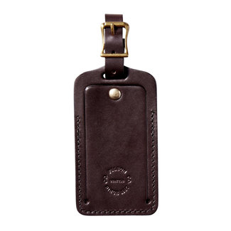 Filson Bridle Leather Luggage Tag 20018729