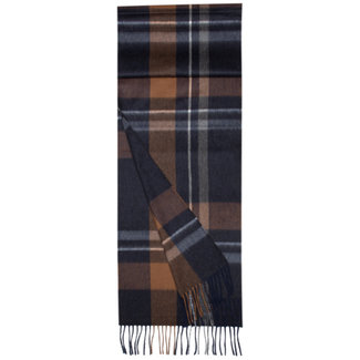 Begg & Co Lambswool Angora Scarf Tilden Vicuna
