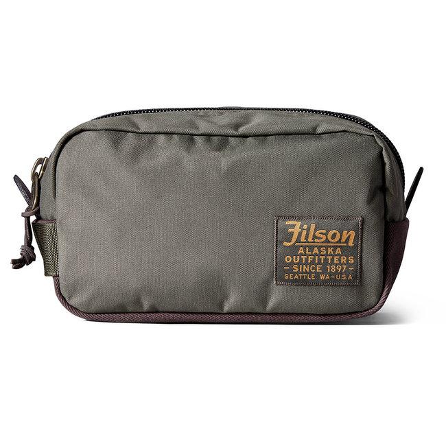 Filson Travel Pack 20019936 Toilettas Otter Green