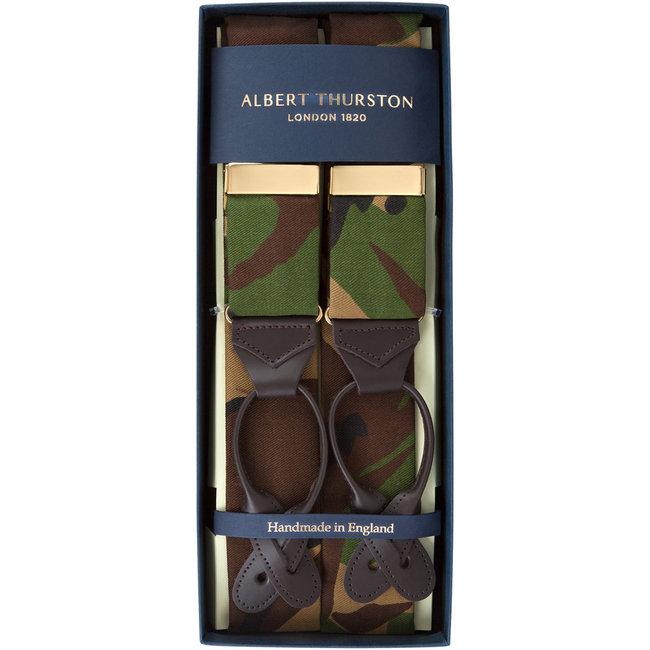 Albert Thurston Hosenträger Camouflage