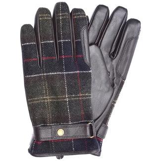 Barbour Newbrough Classic Tartan Handschuhe