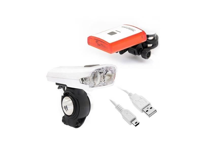 Simson Simson USB Oplaadbare Verlichtingsset Maxi