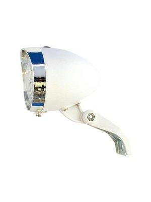 Simson Simson Batterij Voorvork Koplamp Holland wit LED