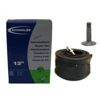 "Binnenband Schwalbe AV1 12"" - 40mm Ventiel - 45°"