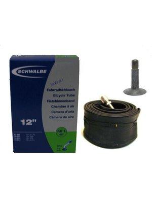 "Schwalbe Binnenband Schwalbe AV1 12"" - 40mm Ventiel - 45°"