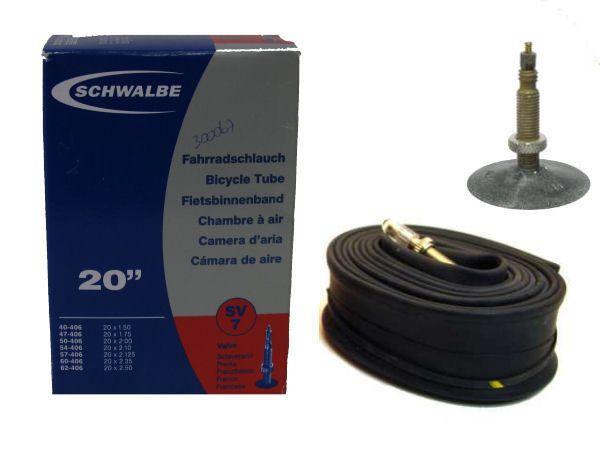 Schwalbe Binnenband Schwalbe SV7 20