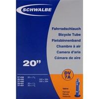 "Binnenband Schwalbe DV7A 20"" - 32mm Ventiel"
