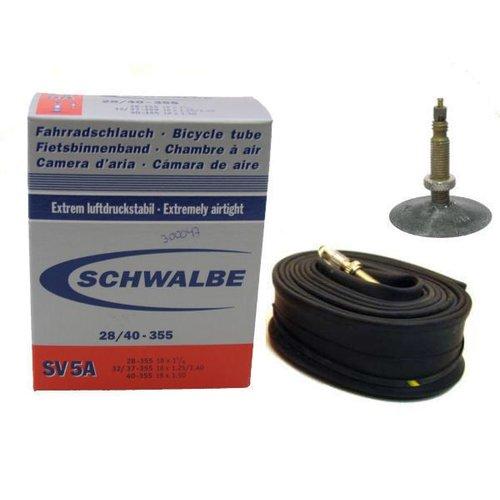 "Schwalbe Binnenband Schwalbe SV5A 18"" - 40mm Ventiel"