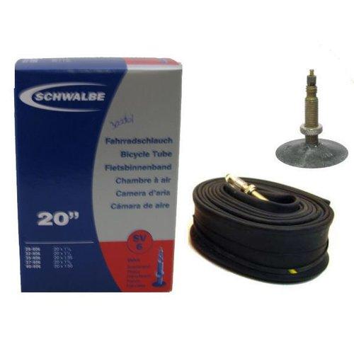 "Schwalbe Binnenband Schwalbe SV6 20"" - 40mm Ventiel"