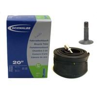 "Binnenband Schwalbe AV7A 20"" - 40mm Ventiel"