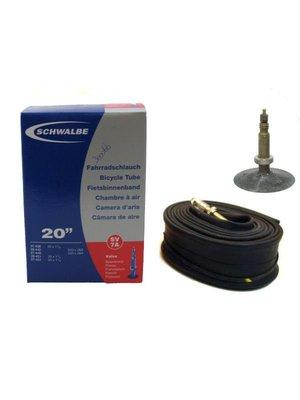 "Schwalbe Binnenband Schwalbe SV7A 20"" - 40mm Ventiel"