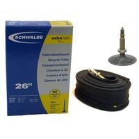 "Binnenband Schwalbe SV11 Extra Light 26"" - 60mm Ventiel"