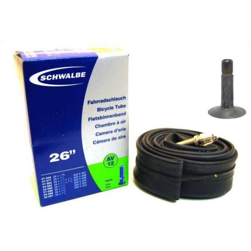 "Schwalbe Binnenband Schwalbe AV12 26"" - 40mm Ventiel"