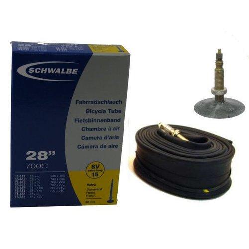 "Schwalbe Binnenband Schwalbe SV15+ 28"" - 60mm Ventiel"