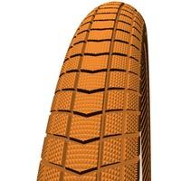 Buitenband Schwalbe Big Ben 50-622 - Bruin met Reflectie