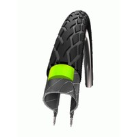 Buitenband Schwalbe Marathon GreenGuard 37-590 - Zwart met Reflectie